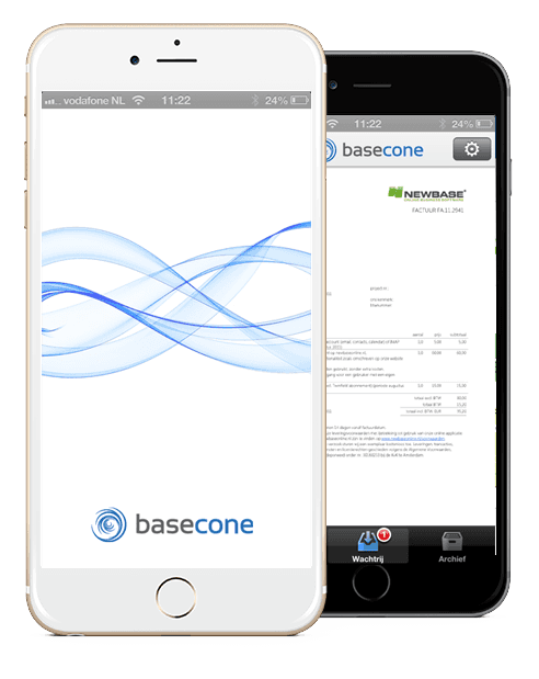 Basecone, Scan & Herken, Robotic accounting