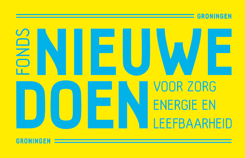 Fonds nieuwe doen logo geel